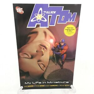 All-New-Atom-Volume-1-My-Life-in-Miniature-Col-1-6-DC-Comics-TPB-Paperback-New