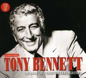 Tony-Bennett-Absolutely-Essential-New-CD-UK-Import