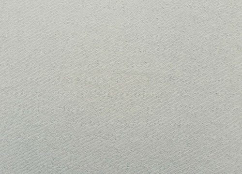 """Natural with Gray Cotton French Terry Knit Fabric by the Yard #3 55/""""W 5//16"""
