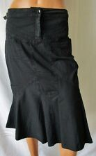 GUESS By MARCIANO GONNA  SKIRT TG.40  in cotone Colore NERO Scontatissima!!!