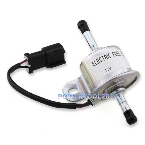 12 Volt Bobcat 3450 UTV 7016409 Electric Fuel Feeding Pump