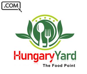 HungaryYard .com - Brandable Premium Domain Name for sale -FOOD RESTURANT domain