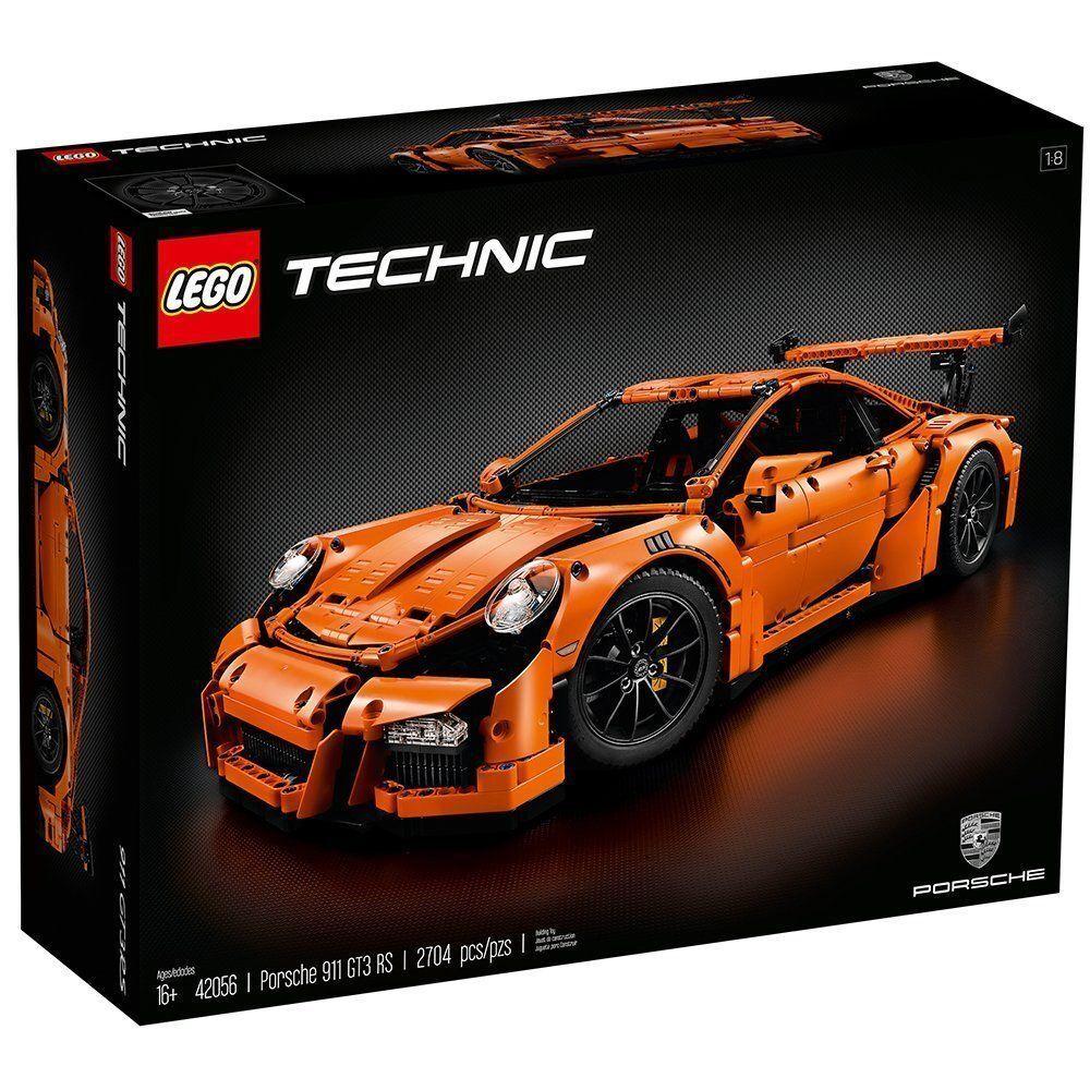 Lego ® Technic 42056 Porsche 911 GT3-Nuevo GT3-Nuevo GT3-Nuevo Sellado de fábrica  los últimos modelos