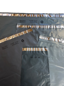 Eco-Friendly Poly Mailer Envelopes by Sensible Mailers™ 100/% Recycled Material