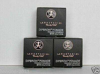 *NEW* DIPBROW POMADE BY ANASTASIA BEVERLY HILLS 11 SHADES