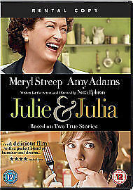 1 of 1 - Julie And Julia (DVD, 2010) new and sealed freepost