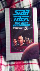 Sell Vhs Tapes >> Star Trek Next Generation VHS Complete Series Collectors ...