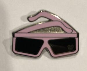 Disney Pin 82373 Retro Icon Muppet Vision 3D Glasses 2011 Hidden Mickey