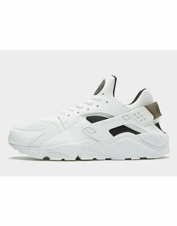 Nike Huarache Run Ultra Run Men's Trainers () -White Brand New