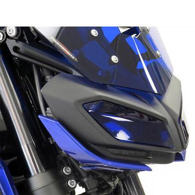 Blue Headlight Screen Guard Protective Cover For 2017 2019 Yamaha Mt 09 Fz 09 Ebay