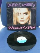 DEBBIE HARRY BLONDIE FRENCH KISSIN' UNPLAYED 12 SINGLE FROM GERMANY