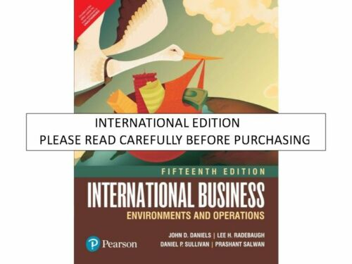 International business by daniel sullivan lee radebaugh and john international business by daniel sullivan lee radebaugh and john daniels fandeluxe Image collections