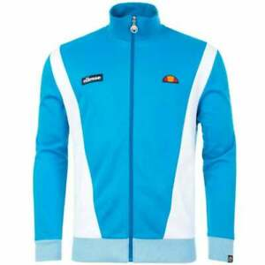 Ellesse-Mens-Track-Top-Jacket-Zip-Up-Vilas-Panel-Blue-White-RRP-70-New