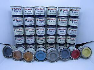 HUMBROL-ENAMEL-14ML-Choose-colour