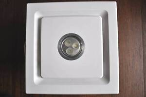 Bathroom Exhaust Fan With Led Light: Image is loading Bathroom-Exhaust-Fan-SILENT-SERIES-85-CFM-LED-,Lighting