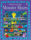 Monster Mazes by Kim Blundell (Paperback, 2003)