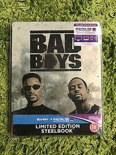 Bad Boys (Blu-ray)  Steelbook W/ Protective Cover - Region Free