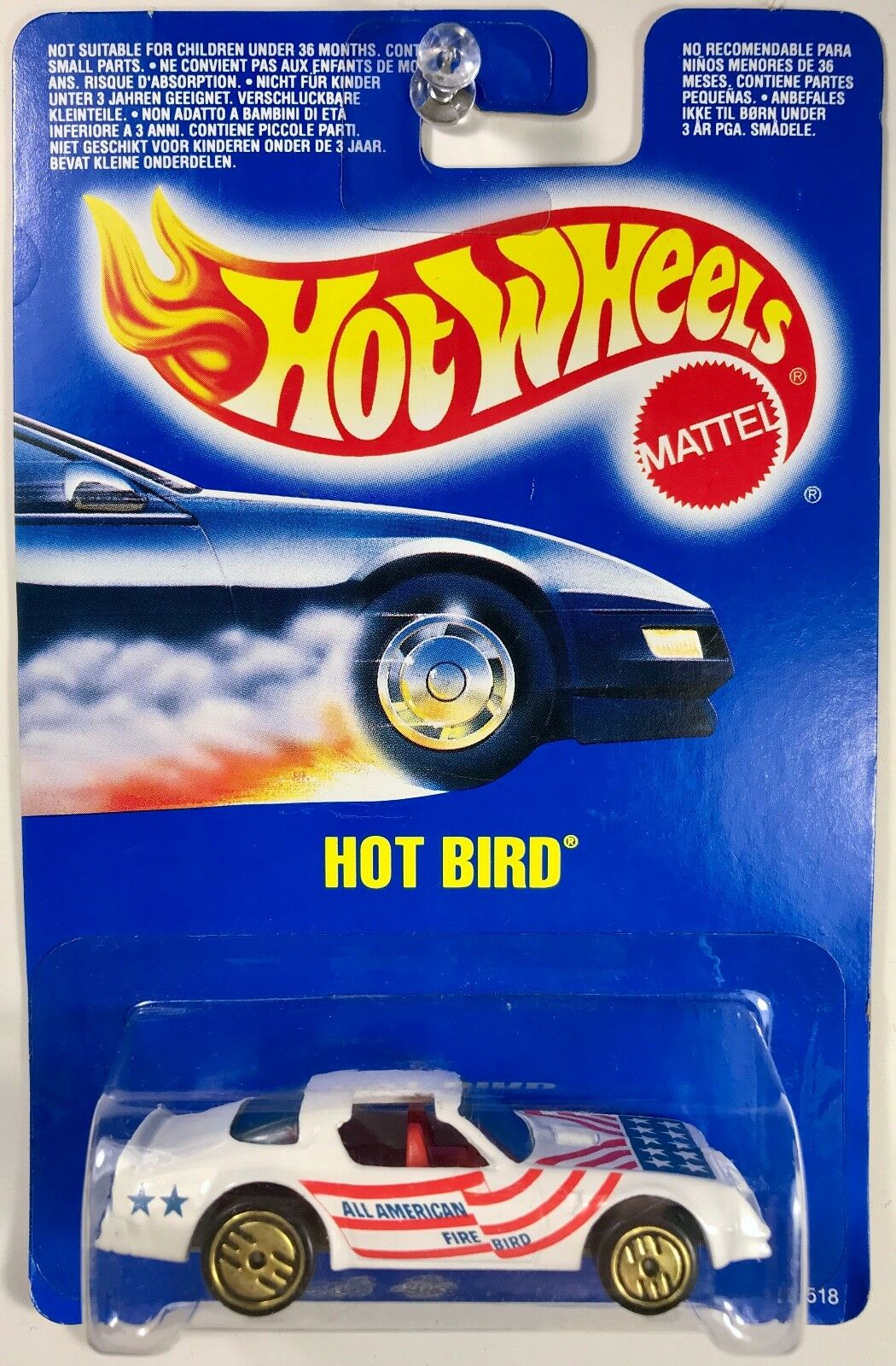 Hot Wheels HOT BIRD, Guh or Ultra Hot Wheels-RARE