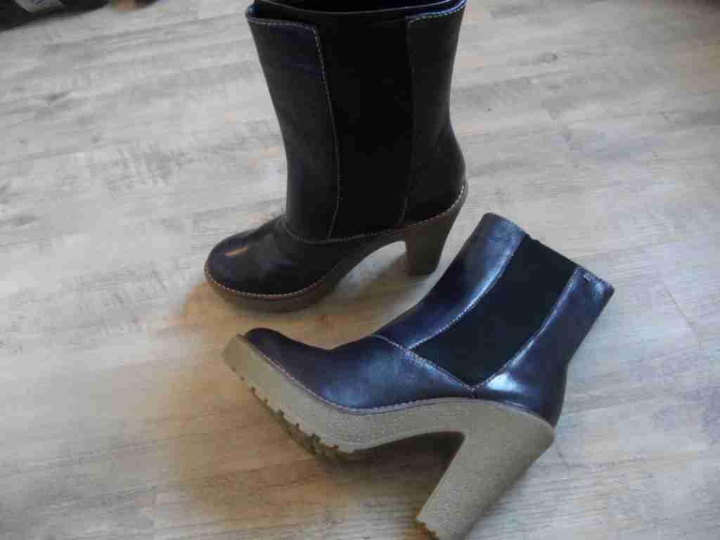 Jette Joop geniales botines botas brevemente palermo ciruela ciruela palermo talla 39 nuevo ea674c