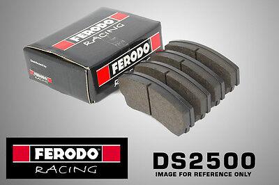 Ra Ferodo DS2500 Racing For Peugeot 306 2.0 i 16V Front Brake Pads 97-00 LUCAS