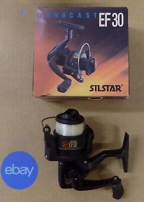 Select One NIB Silstar EF Series Spinning Reels
