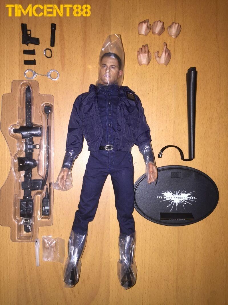 Ready  Hot Toys Batman The Dark Knight Rises TDKR - 1 6 John Blake Only