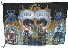 Michael Jackson Drapeau GIANT Fahne DANGEROUS FLAG / POSTER 106cm x 74cm