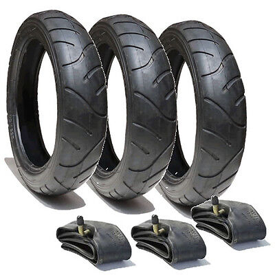 SET OF TYRES /& TUBES FOR JOOLZ DAY PUSHCHAIRS POSTED FREE 1ST CLASS