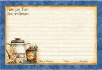 Wake Up Coffee  50 Recipe Cards Design By Diane Knott