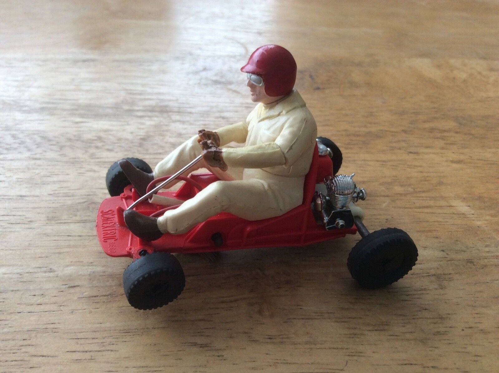 Scalextric Tri-ang Vintage 1960's K1 GO - KART in red unboxed