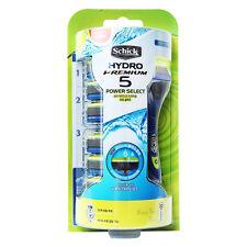 Schick HYDRO 5 Premium Power Select Razor /razor blade 6pcs include