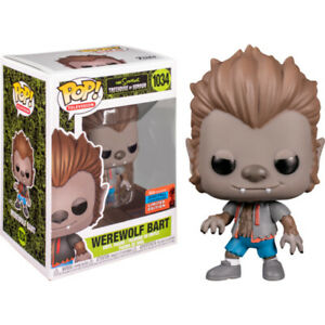 Werewolf-Bart-SIMPSONS-NYCC-Funko-Pop-Vinyl-New-in-Mint-Box-Protector