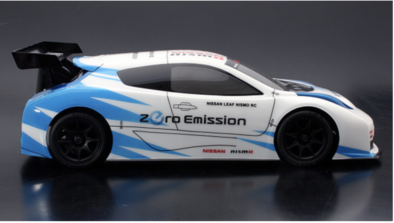 1 10 ABC-HOBBY 25617 MINI MINI MINI gambado NAKED 2018 chassis Nissan Leaf LW autoROZZERIA 20b45c