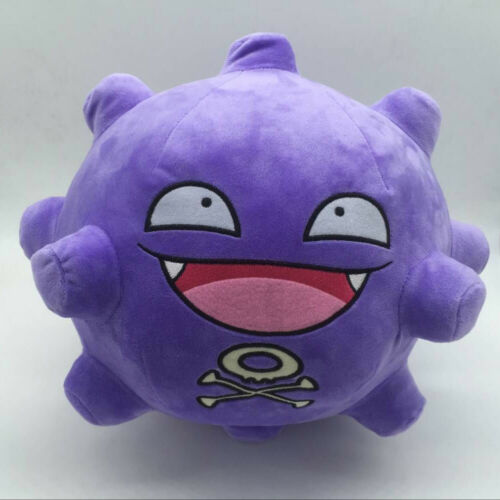 "30cm 12/"" Koffing Plush Animation Toy Soft Doll Stuffed Plush collect Doll Gift"