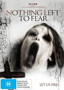 Nothing-Left-to-Fear-DVD-NEW-Region-4-Australia