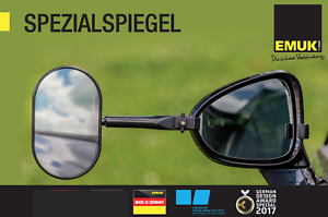 EMUK-Wohnwagenspiegel-Caravanspiegel-BMW-X3-E83-F25-X1-E84-siehe-Text-100084-NEU