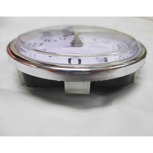 "2-1//2/"" 65mm QUARTZ CLOCK FIT-UP//Insert Gold Trim Roman Numeral Numeral D5U5"
