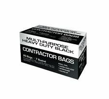 Petoskey Plastics 93001 Multi Purpose Heavy Duty Contractor Trash Bag, 42-Gallon