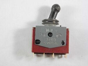 Schalter-Kippschalter-4x-ein-militaerische-Anforderung-russisch-Toggle-switch