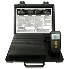 Ez-Flo 42217 CPC Refrigerant Charging Recovery Scale Compute-A-Charge Cc220