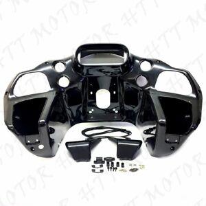 Unpainted-ABS-Inner-Fairing-For-Harley-Davidson-Road-Glide-FLTR-Custom-CVO-98-13