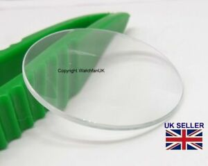 New Replacement acrylic crystal glass for Sekonda /& Slava 2427 and 2428