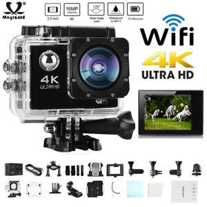 Ultra-4k-Full-HD-1080p-Wasserdicht-Outdoor-Sport-Kamera-WiFi-Action-Camcorder-DVR