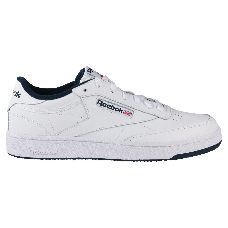 Reebok Club C 85 paniers Chaussures Hommes Blanc ar0457