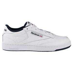 Details zu Reebok Club C 85 Sneaker Schuhe Herren Weiß AR0457
