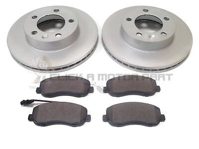 Front Brake Pads For Renault Master 2.3 dCi FWD 2.3 dCi 150 2.3 dCi 125 FWD