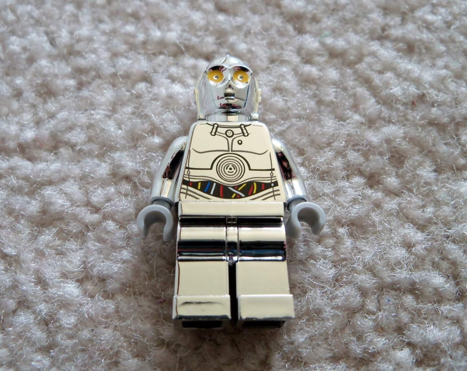LEGO Star Wars - Super Rare - TC-14 Predocol Droid 5000063 - Excellent