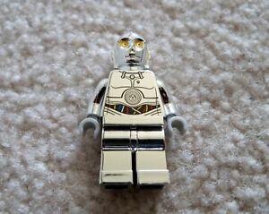 LEGO-Star-Wars-Super-Rare-TC-14-Protocol-Droid-5000063-Excellent