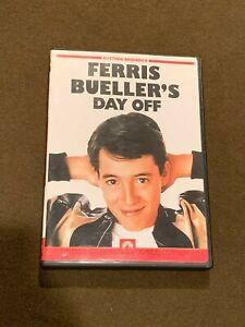 Ferris-Bueller-039-s-Day-Off-Movie-DVD-Matthew-Broderick-Widescreen-Edition