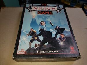 the-willow-game-board-game-1988-by-tor-books-magical-quest